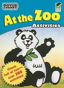 At the Zoo: Activities - Dover Publications Inc - Dover Publications