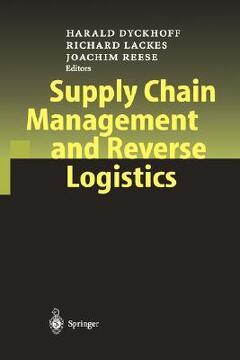 portada supply chain management and reverse logistics