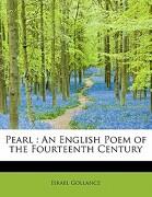 Pearl: An English Poem of the Fourteenth Century - Gollancz, Israel - BiblioLife