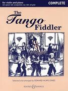 The Tango Fiddler - Complete: Violin and Piano (libro en Inglés) - edward huws jones,edward huws jones,hal leonard publishing corporation - Boosey & Hawkes