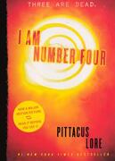 i am number four - pittacus lore - turtleback books