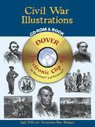 Civil War Illustrations [With CDROM] - Dover Publications Inc - Dover Publications