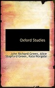 Oxford Studies - Green, John Richard - BiblioLife