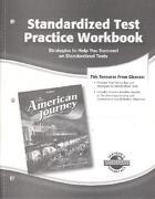 The American Journey Standardized Test Practice Workbook - McGraw-Hill - McGraw-Hill/Glencoe