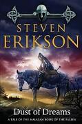 Dust of Dreams (libro en Inglés) - Steven Erikson - Tor Books
