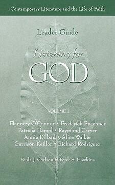 portada listening for god