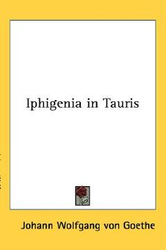 portada iphigenia in tauris