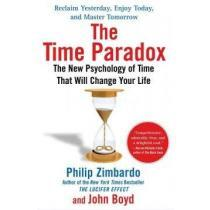 portada the time paradox,the new psychology of time that can change your life
