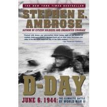 portada d-day june 6, 1944,the climactic battle of world war ii