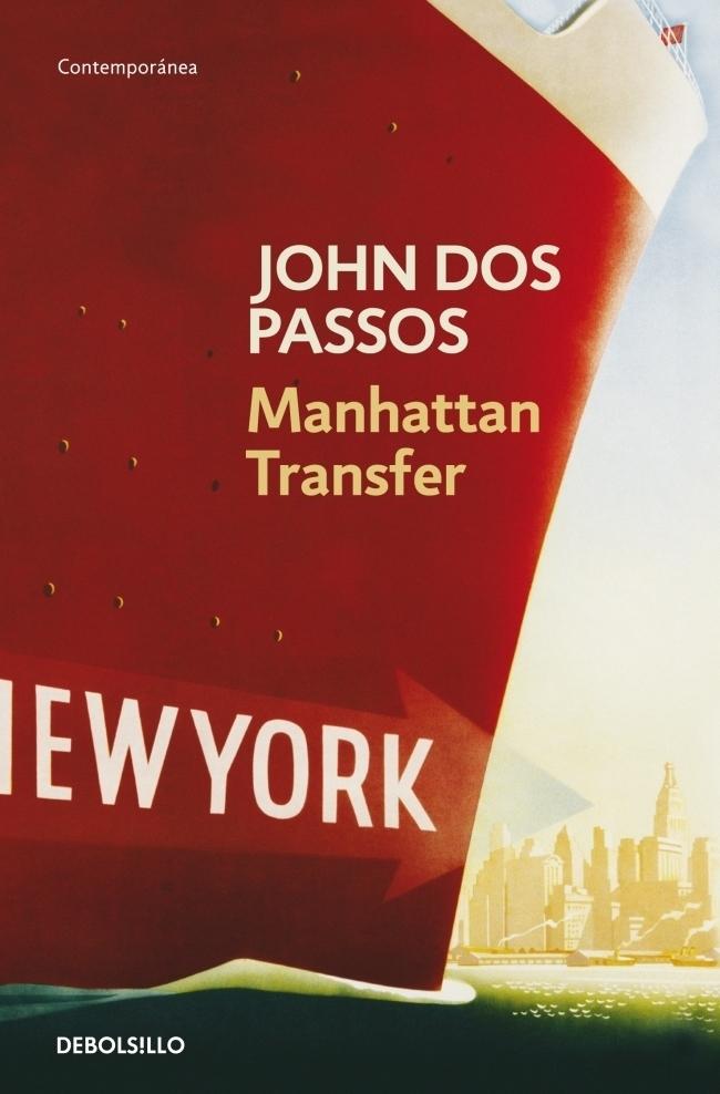 Manhattan transfer; john dos passos