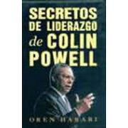 secretos de liderazgo de colin powell - harari - mc graw-hill