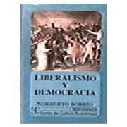 liberalismo y democracia - bobbio norberto - fce(colombia)