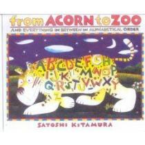 portada from acorn to zoo,and everything in between in alphabetical order