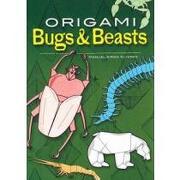 origami bugs & beasts - manuel sirgo alvarez - dover pubns