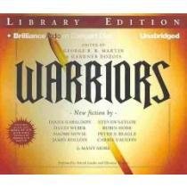 portada warriors,library edition