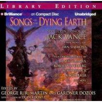 portada songs of the dying earth,stories in honor of jack vance