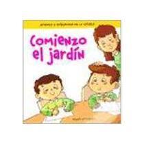 COMIENZO EL JARDIN