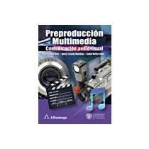 portada preproduccion multimedia. comunicacion audiovisual