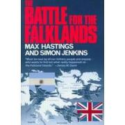 the battle for the falklands - max hastings - w w norton & co inc