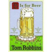 portada b is for beer
