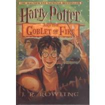 portada harry potter and the goblet of fire