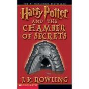 harry potter and the chamber of secrets - j. k. rowling - scholastic paperbacks