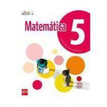 portada creamundos - matemática 5° básico