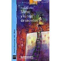 portada silena y la caja de los secretos