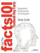 Studyguide for Microeconomics by Paul Krugman, ISBN 9781429283427 - Krugman, Paul - Academic Internet Publishers