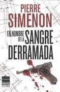 En Nombre De La Sangre Derramada - Pierre Simenon - Principal De Los Libros