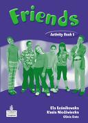 Friends. Workbook. Per la Scuola Secondaria di Primo Grado: Friends. 1º eso - Workbook 1 (libro en Inglés) - Varios Autores - Longman