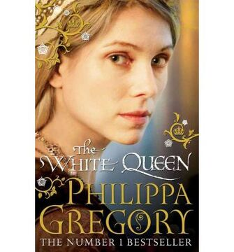 portada (gregory).white queen, the.(pocket books fiction)