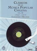 Clásicos de la música popular chilena t.3 - Soc.chilena del derecho - Ediciones Universidad Catolica de Chile