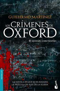 portada Los Crímenes de Oxford
