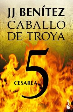 portada Caballo de Troya 5: Cesarea