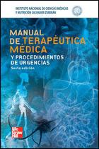 portada manual de terapeutica medica