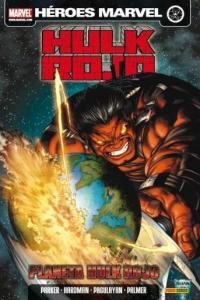 "portada Planeta hulk Rojo (""hulk Rojo, 2"")(comic)"