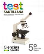 Test 5º Basico Ciencias Naturales. Talleres Evaluacion Simce (Santilla - Santillana - Santillana
