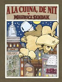 A la cuina, de nuit (llibres per a somniar); maurice sendak