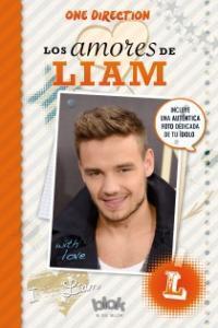 portada Los Amores De Liam (NB CORAZON JOVEN)