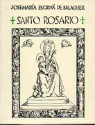 Santo Rosario. Ilustraciones De L. Borobio. 41ª Ed - Josemaría Escrivá De Balaguer - Rialp