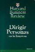 dirigir personas en la empresa - harvard business - harvard business review - deusto