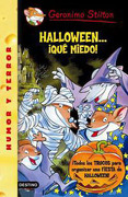geronimo stilton halloween...¡que miedo! - autor sin fichar - editorial planeta chilena s.a.