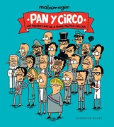 Pan y Circo - Malaimagen (Guillermo Galindo) - Reservoir Books