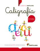 Cuaderno de Caligrafia Kinder (2015) Santillana - Santillana - Santillana