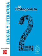 Set Lengua Y Literatura 2° Medio (Proyecto Sé Protagonista) (SM) - Ediciones SM - Ediciones SM