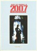 todos los estrenos de 2007 - ediciones jc - ediciones jc