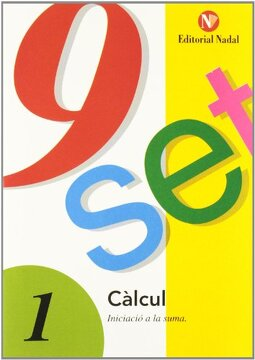 portada Iniciacio a la suma (libro en catalán)