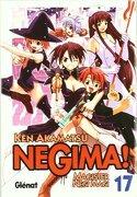 Negima Magister Negi Magi 17 - Ken Akamatsu - Editores de Tebeos
