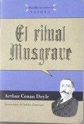Ritual Musgrave, el - Arthur Conan Doyle - Navona